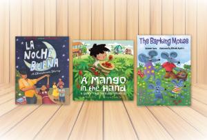 Antonio Sacre's Multicultural Books