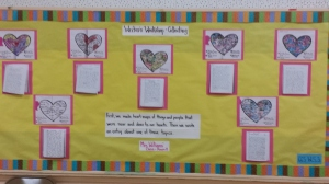 95th Street School Writing-Collecting Stage